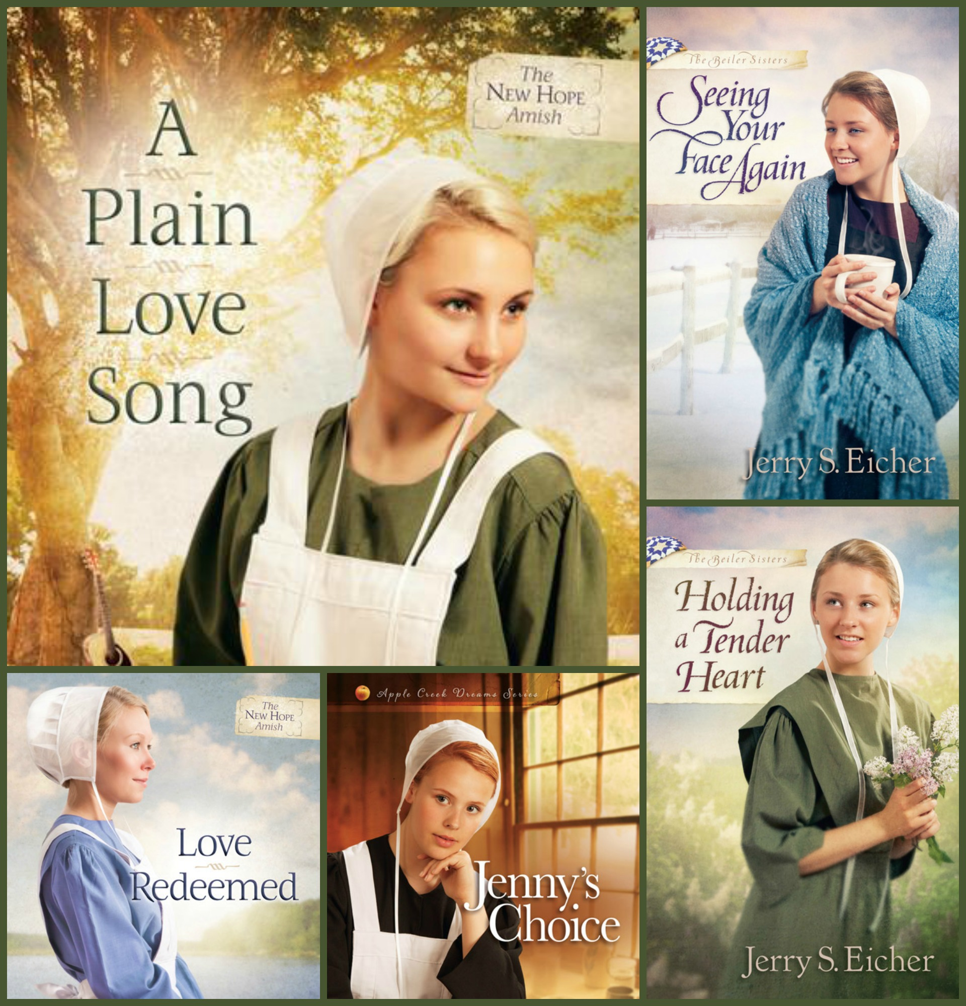 Amish Roundup Collage - Women - August 2014