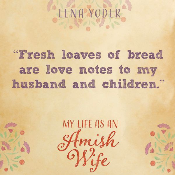 My Life as an Amish Wife Quote Card 6